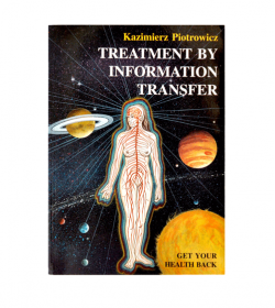 "Book ""Treatment by information transfer"" by Kazimierz Piotrowicz"